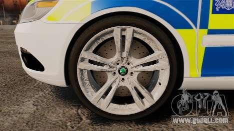 Skoda Octavia RS Metropolitan Police [ELS] for GTA 4