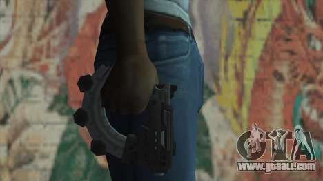 The gun from Timeshift for GTA San Andreas third screenshot