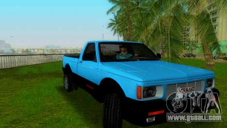 GMC Cyclone 1992 for GTA Vice City