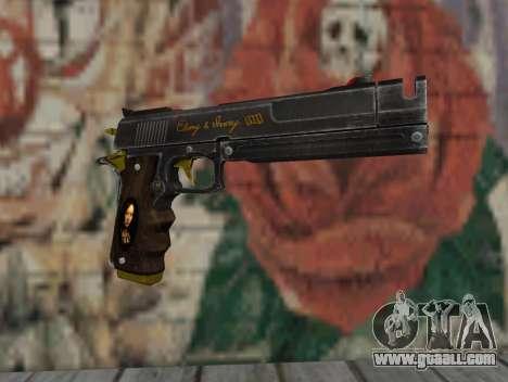 Ivori for GTA San Andreas