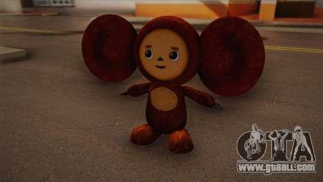 Cheburashka for GTA San Andreas
