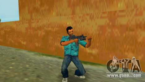 PM-98 Glauberite for GTA Vice City third screenshot