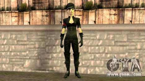 FGirL for GTA San Andreas