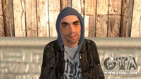 Duv for GTA San Andreas third screenshot