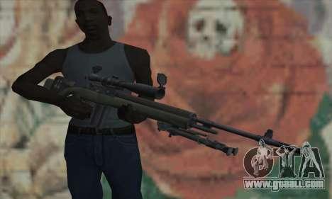 OSV for GTA San Andreas third screenshot