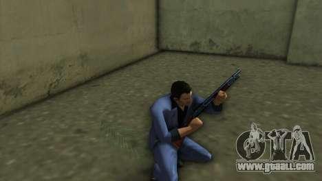 Riot Gun 1897 for GTA Vice City second screenshot