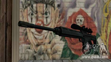 Snajperckaâ rifle Black for GTA San Andreas