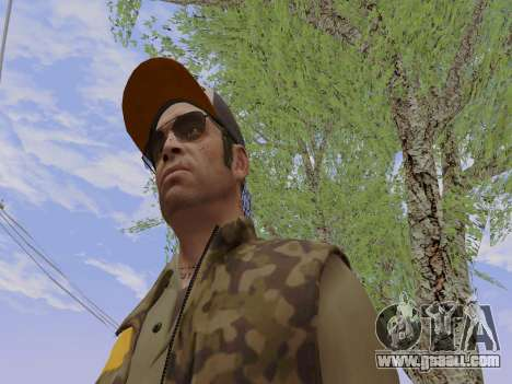 Trevor Phillips for GTA San Andreas