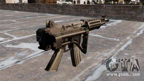 FN FNC Assault Rifle for GTA 4 second screenshot