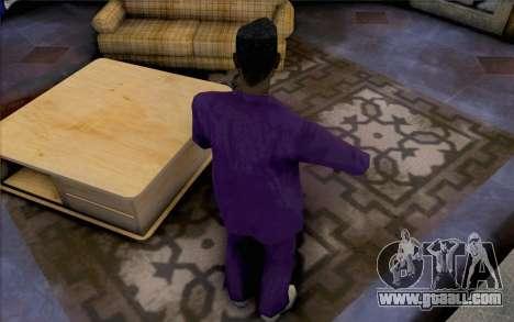 New Jizzy for GTA San Andreas second screenshot
