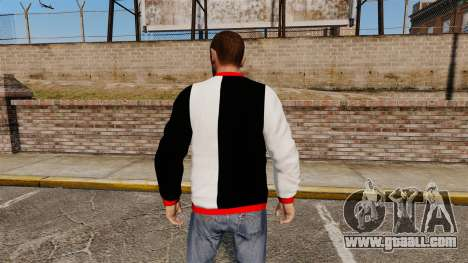 Sweater-Scarface- for GTA 4 second screenshot