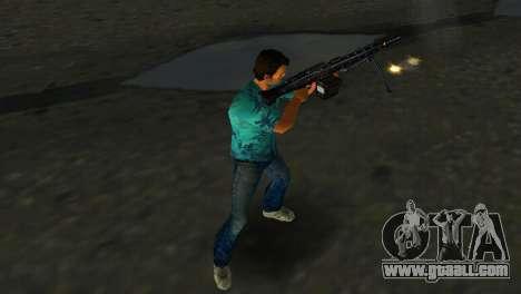 Machine gun MG-3 for GTA Vice City forth screenshot