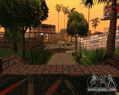 New HD Hospital for GTA San Andreas third screenshot