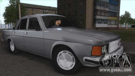 GAZ 3102 Volga for GTA San Andreas side view