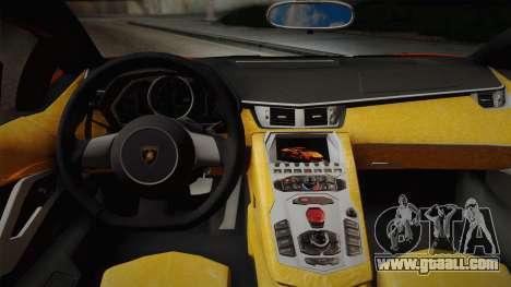 Lamborghini Aventador LP 700-4 RENM Tuning for GTA San Andreas right view