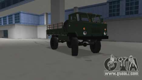GAZ 66 for GTA Vice City