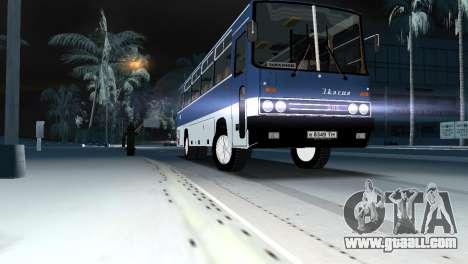 IKARUS 255 for GTA Vice City