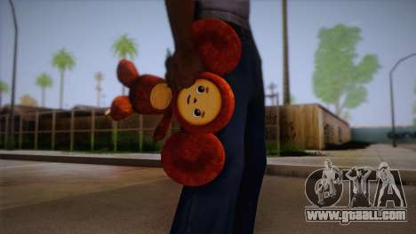 Cheburashka for GTA San Andreas third screenshot