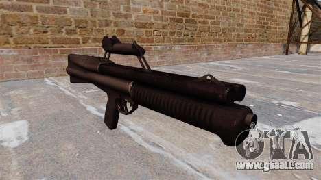 Shoplifter Neostead 2000 shotgun for GTA 4