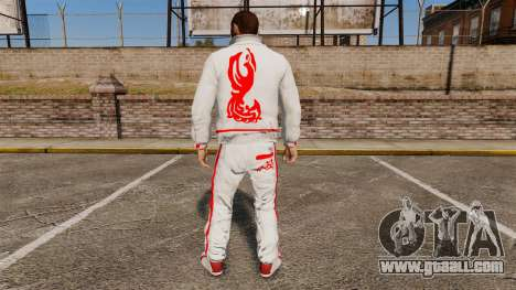 Clothing-Bosco Sport-v 2.0 for GTA 4 second screenshot