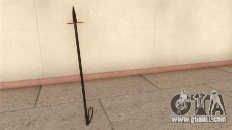 Ski stick for GTA San Andreas