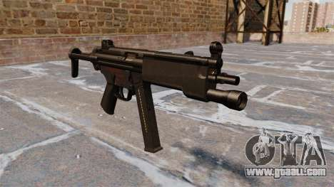MR5A3 submachine gun for GTA 4