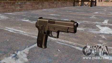 SIG-Sauer P226 Pistol for GTA 4