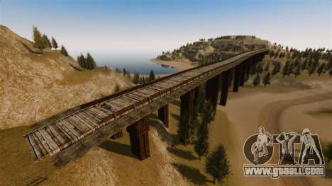 Cliffside Location Rally for GTA 4 sixth screenshot