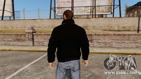 Olimpijka-black Adidas Originals- for GTA 4 second screenshot