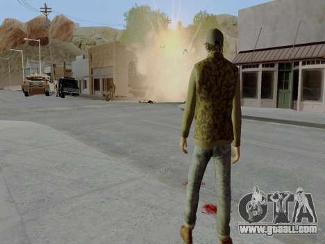 Trevor Phillips for GTA San Andreas fifth screenshot