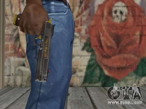Ivori for GTA San Andreas third screenshot