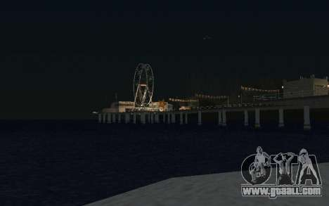 Time Control for GTA San Andreas forth screenshot