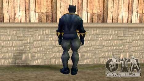 Black Panther for GTA San Andreas second screenshot