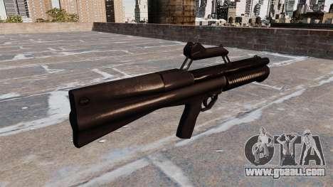 Shoplifter Neostead 2000 shotgun for GTA 4 second screenshot