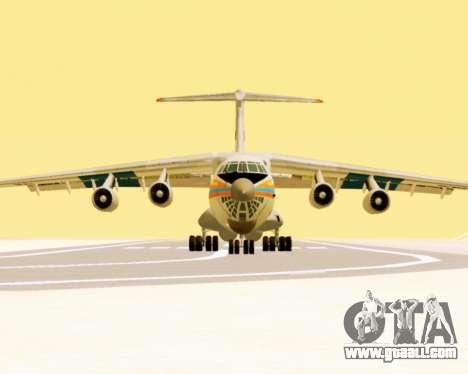 Il-76td EMERCOM of Russia for GTA San Andreas