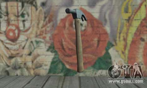 Hammer of GTA V for GTA San Andreas