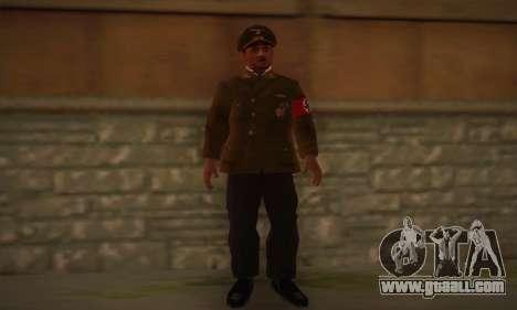 Adolf Hitler for GTA San Andreas