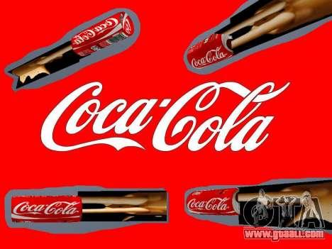 Coca-Cola for GTA San Andreas