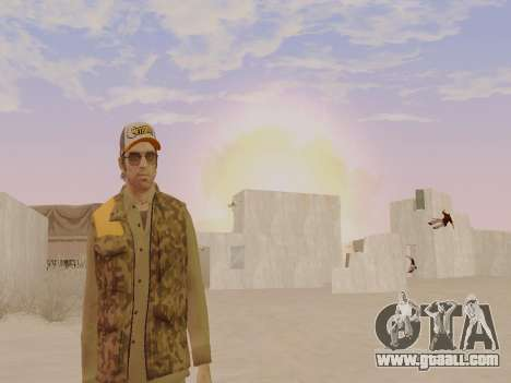 Trevor Phillips for GTA San Andreas eighth screenshot