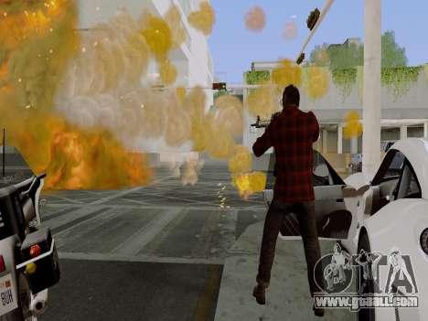 Trevor Phillips for GTA San Andreas second screenshot