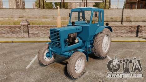 Tractor MTZ-80 for GTA 4