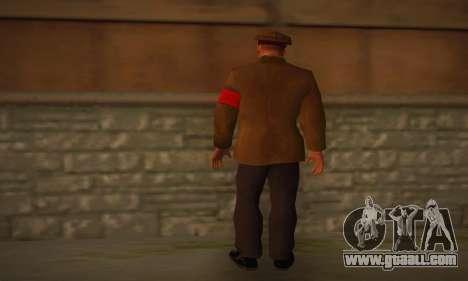 Adolf Hitler for GTA San Andreas second screenshot