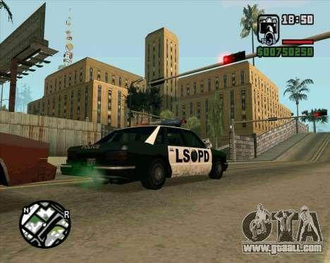 New HD Hospital for GTA San Andreas forth screenshot
