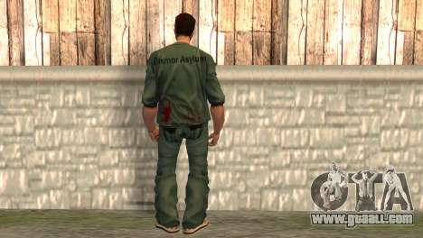 Leo Kasper for GTA San Andreas second screenshot
