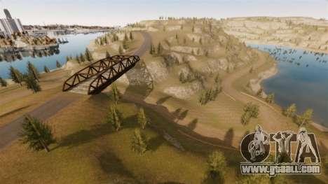 Cliffside Location Rally for GTA 4 tenth screenshot