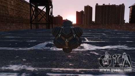 The disco grenade for GTA 4 second screenshot