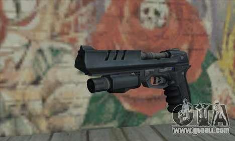 Strader MK VII FEAR3 for GTA San Andreas