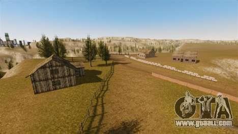 Cliffside Location Rally for GTA 4 eighth screenshot