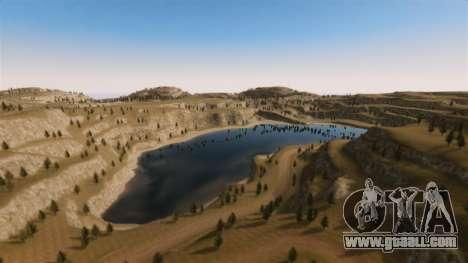Cliffside Location Rally for GTA 4 eleventh screenshot