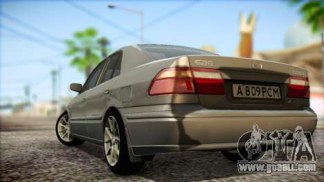 Mazda 626 for GTA San Andreas left view